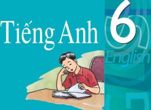 Tổng hợp một số đề kiểm tra tiếng Anh lớp 6